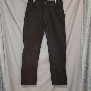 Dickies Carpenter work pants, Black 34/34